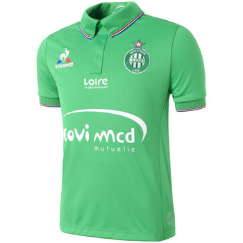 T-shirts manches courtes Le Coq Sportif Maillot Replica AS Saint Etienne