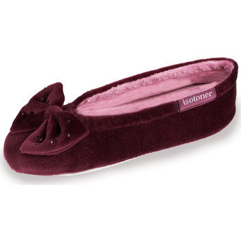 Ballerines / babies Isotoner Chaussons ballerines fille