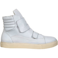 Baskets montantes Selected Chaussures Hautes Sel Street  Blanc