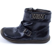 Chaussures Fille Bottines Little Mary Bottines TOURNESOL noir noir