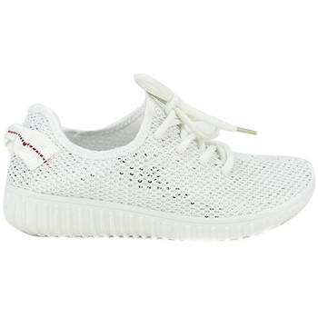 Chaussures Femme Baskets mode Cendriyon Baskets Blanc Chaussures Femme, Blanc