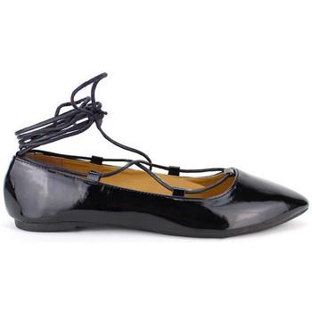 Chaussures Femme Ballerines / babies Cendriyon Ballerines Noir Chaussures Femme Noir