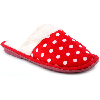 Chaussures Femme Chaussons Cendriyon Ballerines Rouge Chaussures Femme, Rouge