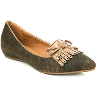 Chaussures Femme Ballerines / babies Cendriyon Ballerines Bronze Chaussures Femme, Bronze