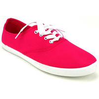 Chaussures Femme Baskets mode Cendriyon Baskets Corail Chaussures Femme, Corail