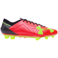 Chaussures Homme Football Under Armour Spotlight FG Rot