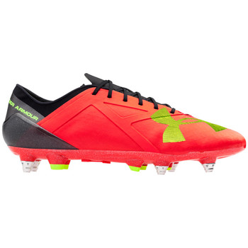 Chaussures Homme Football Under Armour Spotlight HYB Rot