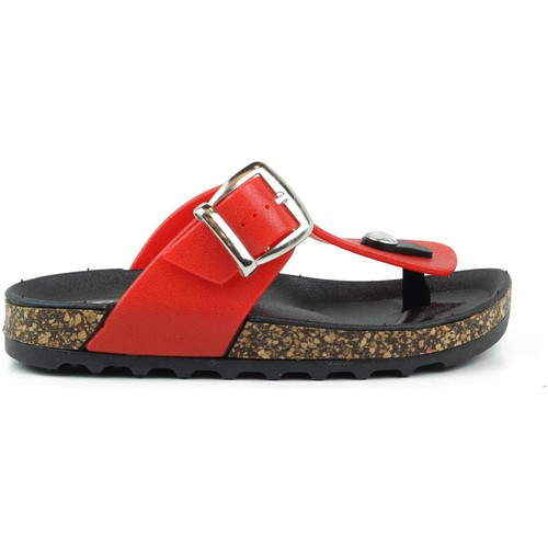 Chaussures Homme Tongs Xti 52457 Rojo