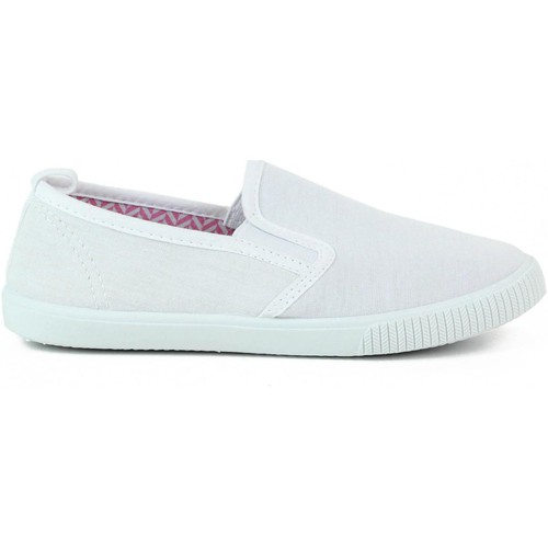 Xti 53027 Blanco - Chaussures Slips on Homme