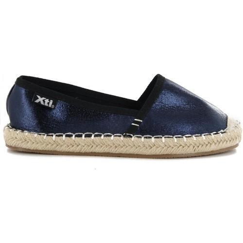 Chaussures Femme Espadrilles Xti 53053 Azul