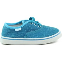 Chaussures Fille Baskets basses Xti 53112 Azul
