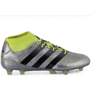 Chaussures Homme Football adidas Originals ACE 16 PRIMEKNIT Argento