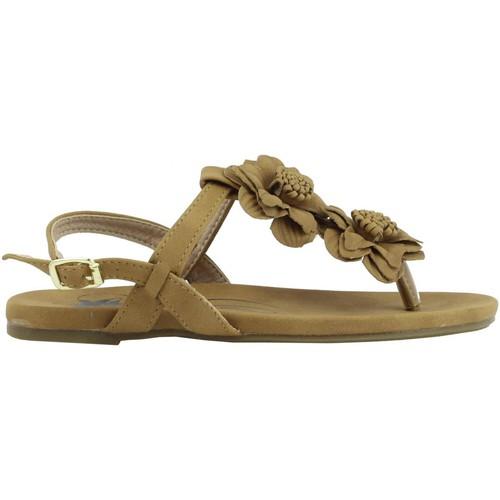 Chaussures Fille Sandales et Nu-pieds Xti 52374 Beige
