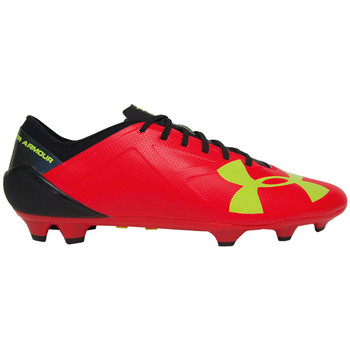 Chaussures Homme Football Under Armour Spotlight BL FG Rot