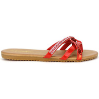 Tongs Cendriyon Tongs Rouge Chaussures Femme,