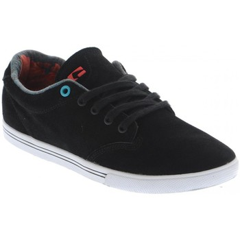 Chaussures de Skate Globe LIGHTHOUSE SLIM black hibiscus