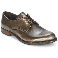 Chaussures Femme Derbies n.d.c. FULL MOON MIRAGGIO Noir moiré