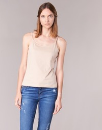 Vêtements Femme Débardeurs / T-shirts sans manche BOTD FAGALOTTE Nude