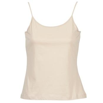 Vêtements Femme Débardeurs / T-shirts sans manche BOTD FAGALOTTE Beige