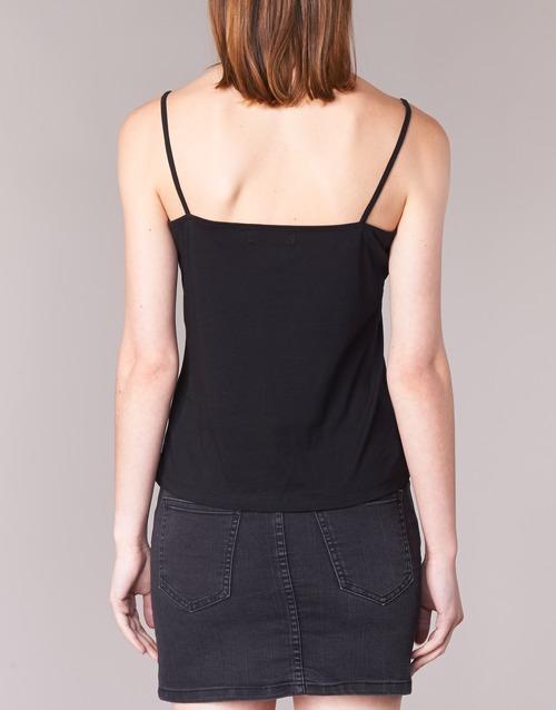 FAGALOTTE  BOTD  débardeurs / t-shirts sans manche  femme  noir