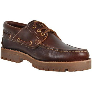 Chaussures Homme Chaussures bateau Camper NAUTICO Marron