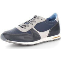 Chaussures Homme Baskets basses Lion 20921 Basket Homme Navy/Bianco Navy/Bianco