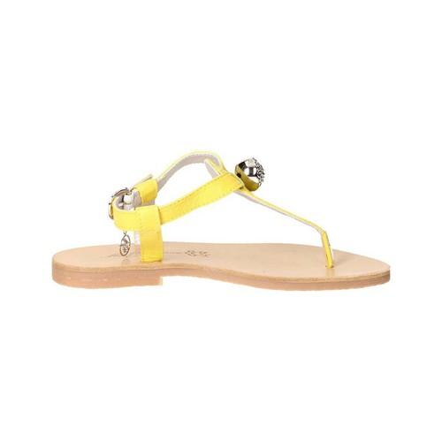 Chaussures Fille Sandales et Nu-pieds Blumarine Blumarine  D5352 Slip-on Chaussures Fille Jeans Jeans