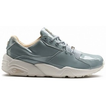 Chaussures Femme Baskets basses Puma Baskets  Select R698 Patent Nude Slate Bleu Bleu