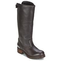 Chaussures Femme Bottes ville Love Moschino JA26094 Noir