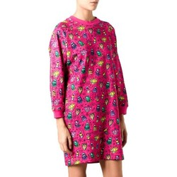Vêtements Femme Robes courtes adidas Originals KS Sweater Rose