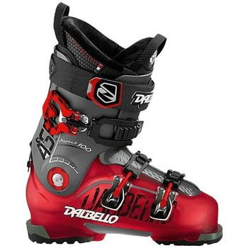Chaussures Homme Ski Dalbello CHAUSSURES DE SKI  ASPECT 100 RED/TRANSP/ANTHRACITE 14/15 Unicolor
