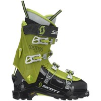 Chaussures Homme Ski Scott CHAUSSURES COSMOS BLACK/GREEN 2016 Unicolor