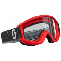 Accessoires Accessoires sport Scott MASQUE  RECOILXI PRO RED CLEAR WORKS Unicolor