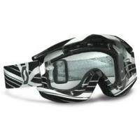 Accessoires Accessoires sport Scott MASQUE  RECOILXI PRO GRID LOCK BLACK/WHITE CLEAR WORKS Unicolor