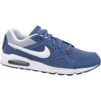 Chaussures Homme Baskets basses Nike Air Max Ivo Argent-Blanc-Gris