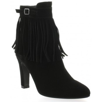 Bottines Vidi Studio Boots cuir velours