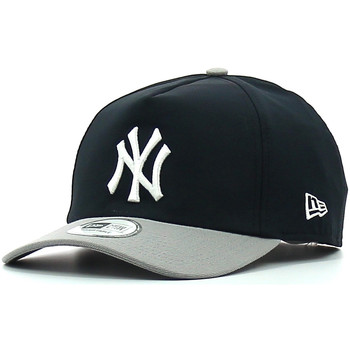 Accessoires textile Homme Casquettes New Era MLB New York Yankees 9FORTY Poly pop Navy / Gray
