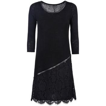 Vêtements Femme Robes courtes Guess Robe  Igina Noir Noir