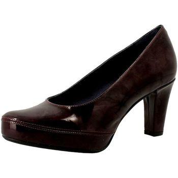 Chaussures Femme Escarpins Dorking 5794 rouge