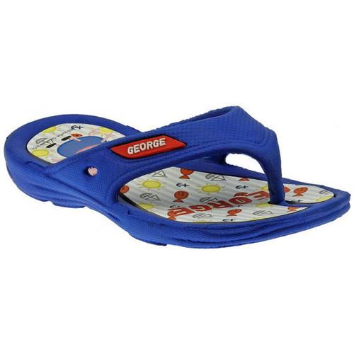 Chaussures Enfant Tongs Peppa Pig Infra George Tongs