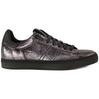 Chaussures Femme Baskets basses Stokton STAN D  SILVER    130,4