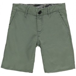 Vêtements Garçon Shorts / Bermudas O'neill Short  Lb Friday Night Chino - Lily Pad Vert