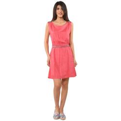 Vêtements Femme Robes courtes Kaporal Robe  Domi Rose Rose