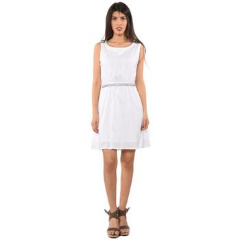 Vêtements Femme Robes courtes Kaporal Robe  Domi Blanc Blanc