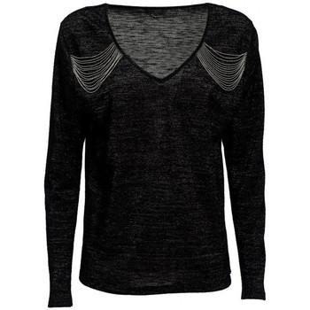 Vêtements Femme Tops / Blouses Guess Top  Luelia Noir Noir