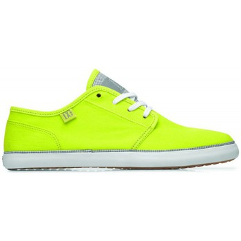 Baskets basses DC Shoes Chaussures  Studio LTZ - Yellow