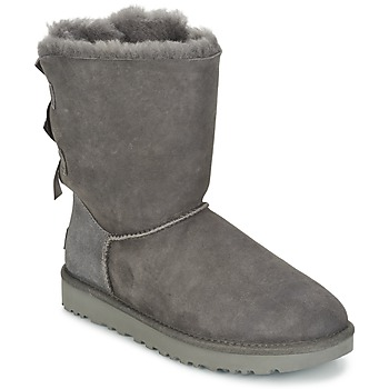 Bottines / Boots UGG BAILEY BOW Gris 350x350