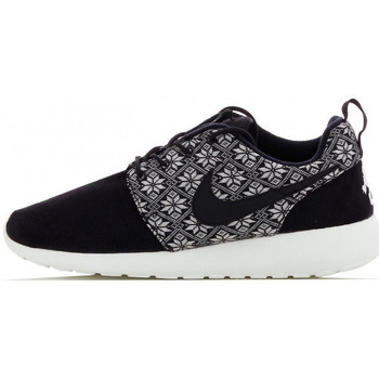 Chaussures Homme Baskets basses Nike Roshe One Winter Casual - Ref. 807440-001 Noir