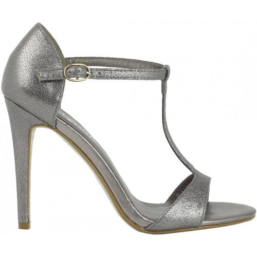 Chaussures Femme Sandales et Nu-pieds Refresh 61948 Gris