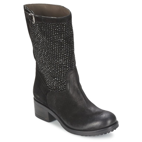 Bottines / Boots Now DIOLA Noir 350x350